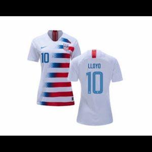 🌻 Nike USA Carli Lloyd Jersey🌻
